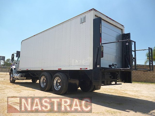 torton caja seca international 4400 2011 como seminuevo!