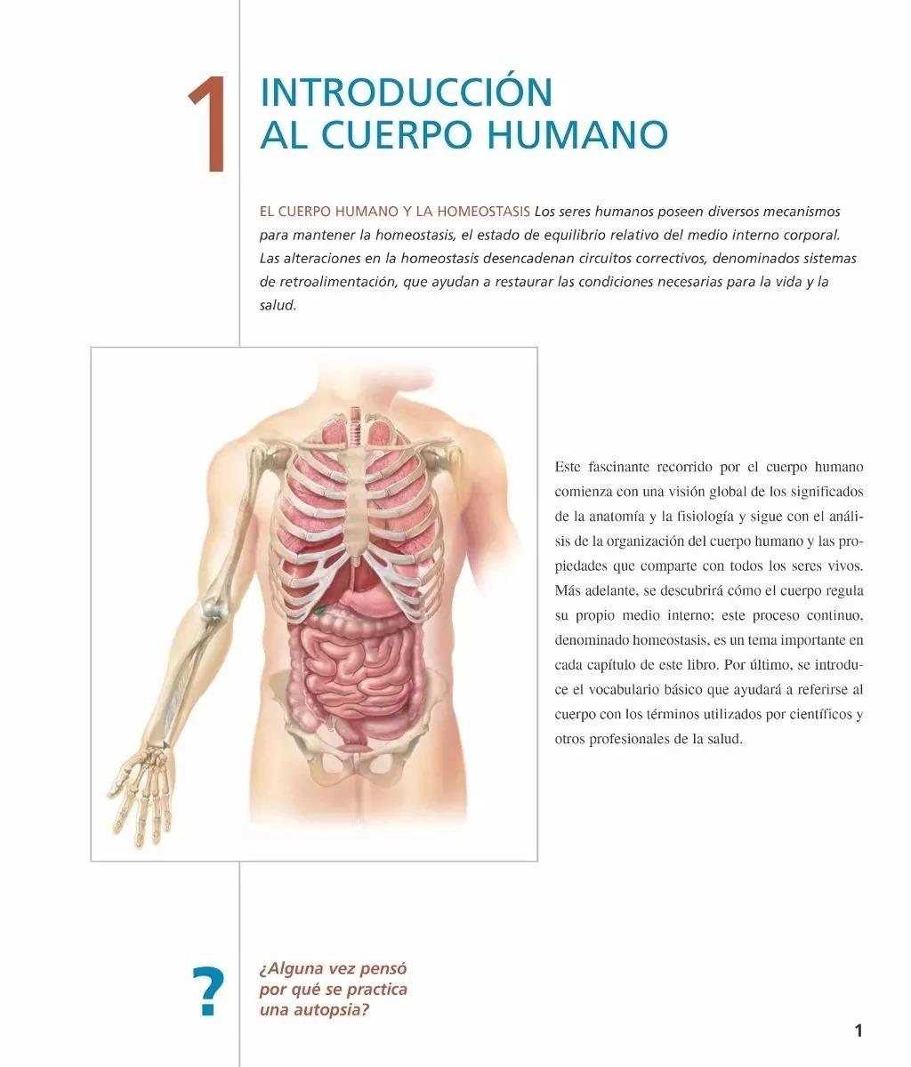 Fantástico La Fisiología Humana Y La Anatomía Pdf Imagen - Anatomía ...