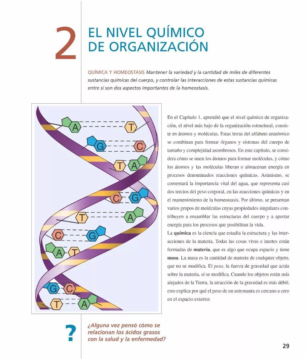 Tortora - Anatomia Y Fisiologia Humana Pdf - $ 5.000 en Mercado Libre