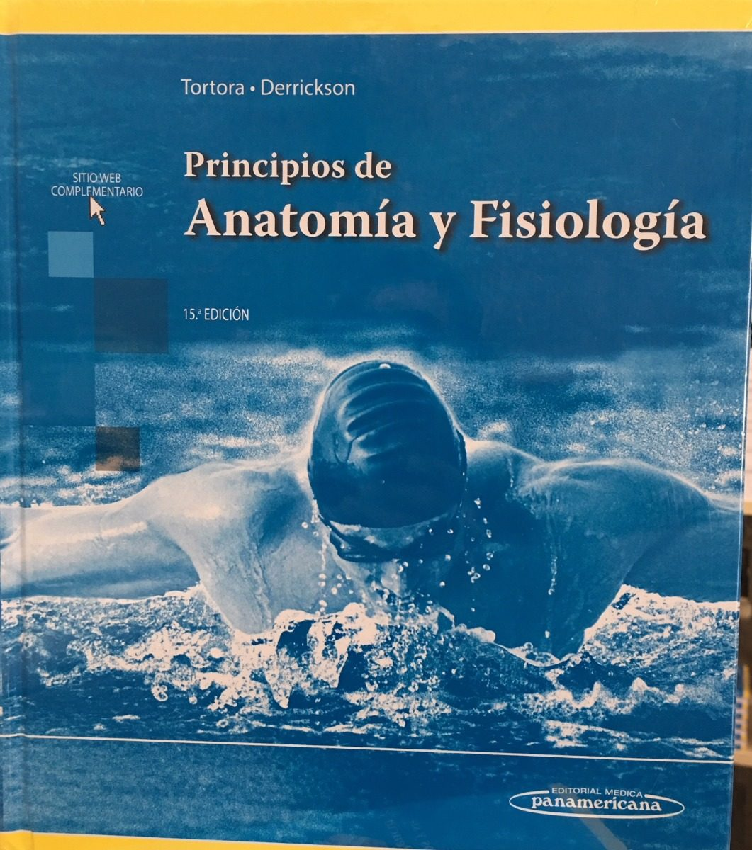 Tortora. Prin Anatomía Y Fisiología 15a 2018 Paga A 12 Meses ...