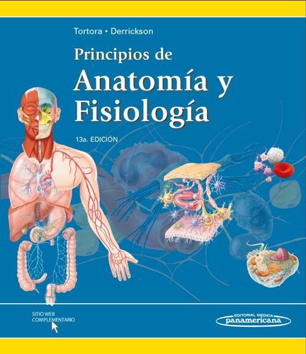 tortora, principios de anatomía, libro original y nuevo!!