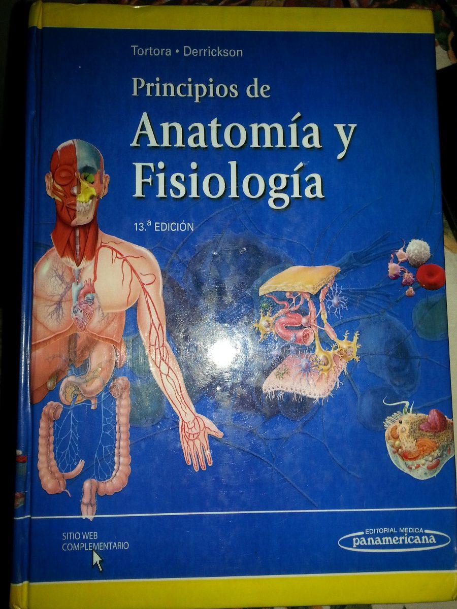 Tortota Principios De Anatomia Y Fisiologia 13 Edi - $ 60.000 en ...
