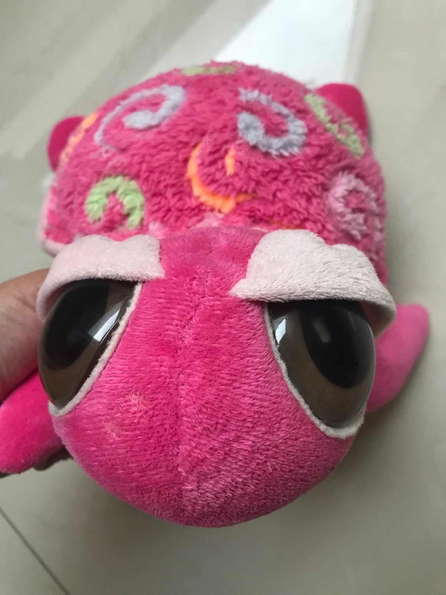 Tortuga Peluche Color Rosa - $ 200.00 en Mercado Libre