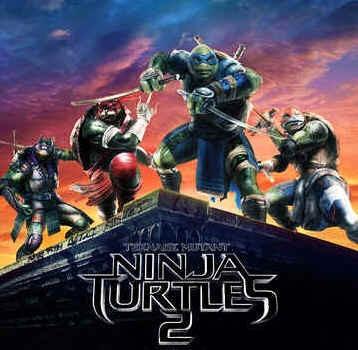 tortugas ninja 2 splinter pelicula 2016 tmnt original nuevo