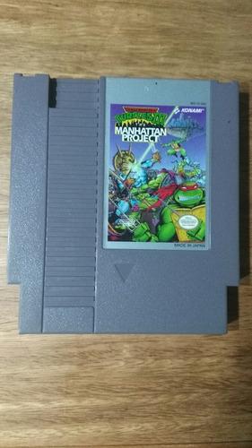 tortugas ninja 3 nes