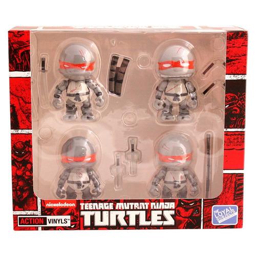 tortugas ninja battle damage the loyal subjects comic con