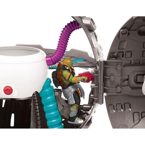 tortugas ninja casa technodrome guarida belgrano