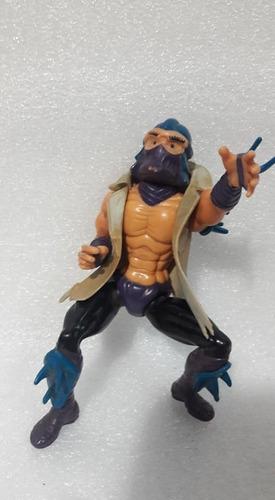 tortugas ninja destructor antiguo juguete años 90 series tv