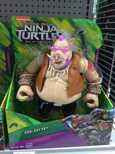 tortugas ninja figura