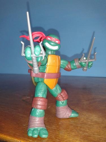tortugas ninja figura accion