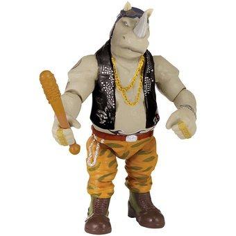 tortugas ninja figura grande rocksteady de nickelodeon
