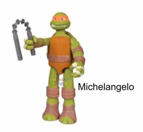 tortugas ninja muñecos