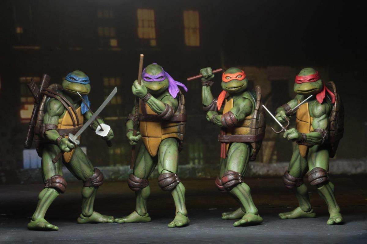 Tortugas Ninja Neca 1990 Edición Limitada (tmnt) - $ 520.000 en ...