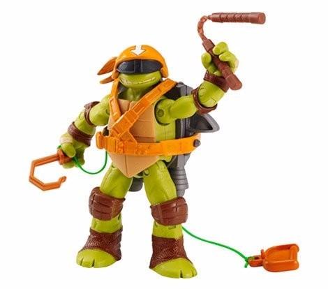 tortugas ninja x 4 playmates originales articulas full