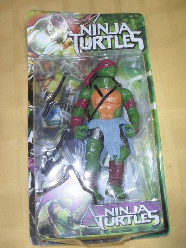 tortugas ninjas mutantes set x4 tmnt raphael leo donatelo