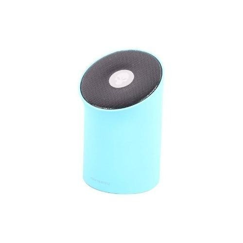 tosa - altavoz bluetooth cono - azul