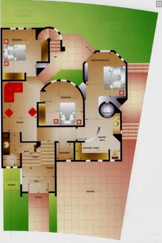 toscana residences, model b