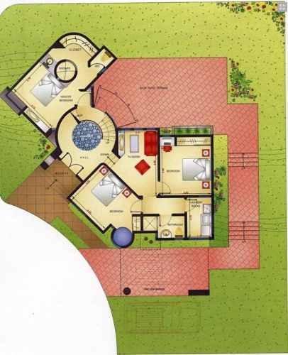 toscana residences, model c