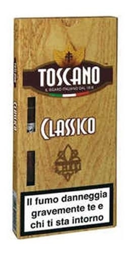 toscano clasico cigarro toscanos cigarros italia p/ fumar