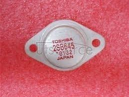 toshiba 2sb645 b645 to-3 pnp power transistor