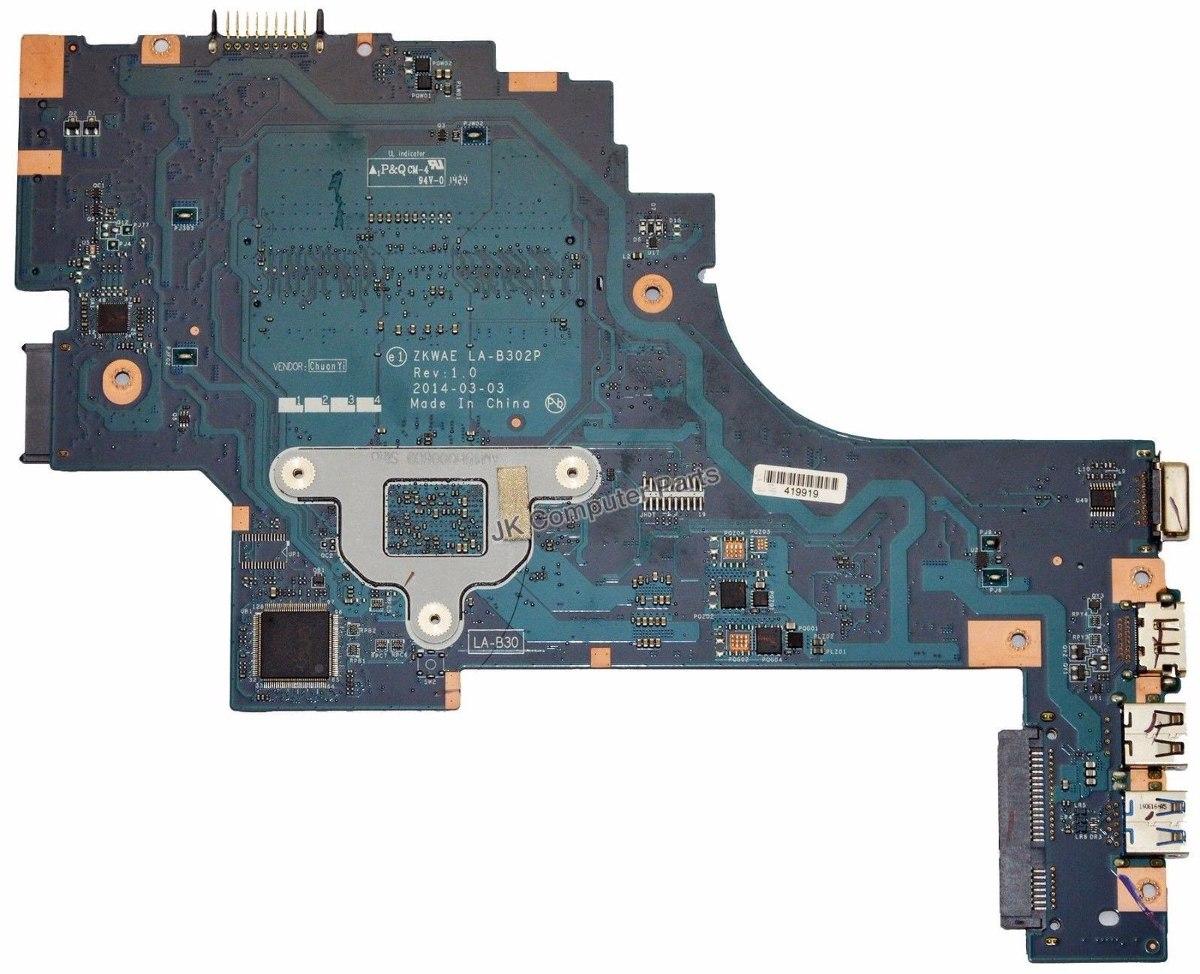 Toshiba C55d B5212 Laptop Motherboard Amd A8 6410