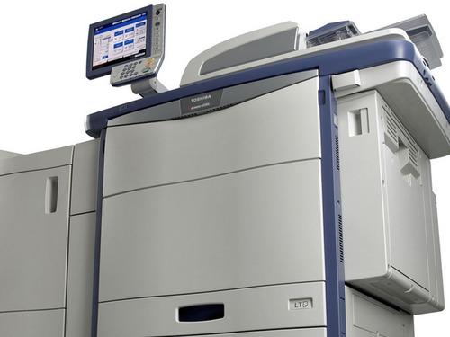 toshiba impresora fotocopiadora multifuncional 5560ac
