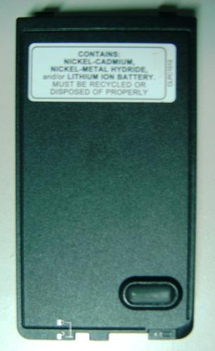 toshiba satellite a1 a10 a15 - tampa da bateria clpc1012