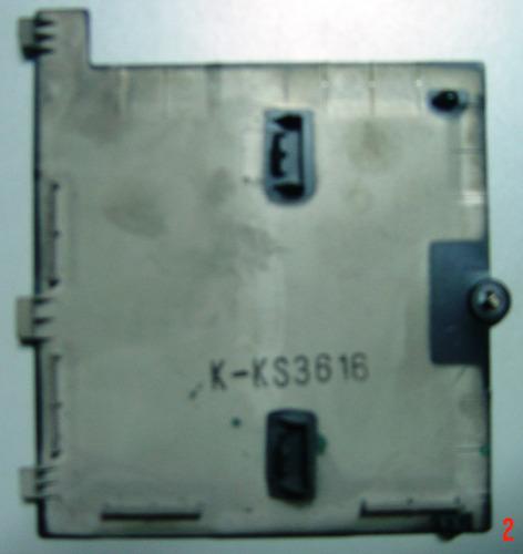 toshiba satellite a1 a10 a15 - tampa das memórias ks3616