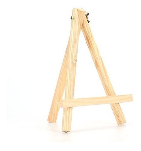 tosnail 9 alto natural madera de pino tripode caballete foto