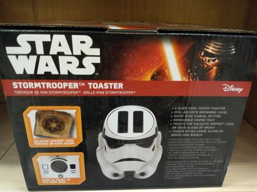 tostador pan star wars cocina envio gratis