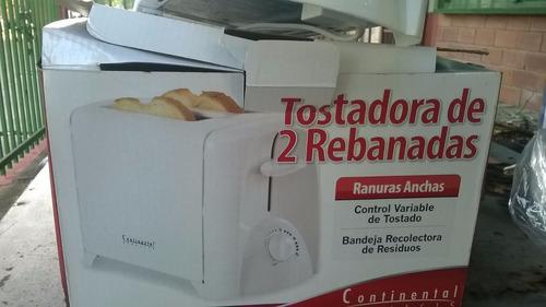 tostadora de 2 rebanadas
