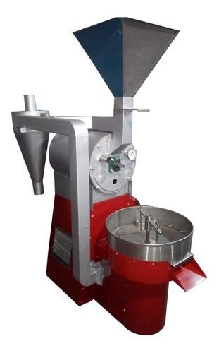 tostadora de cafe 3 kilos por ciclo