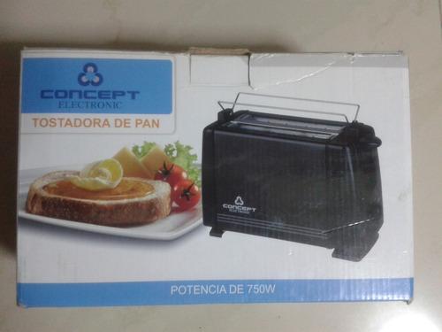 tostadora de pan / 750w