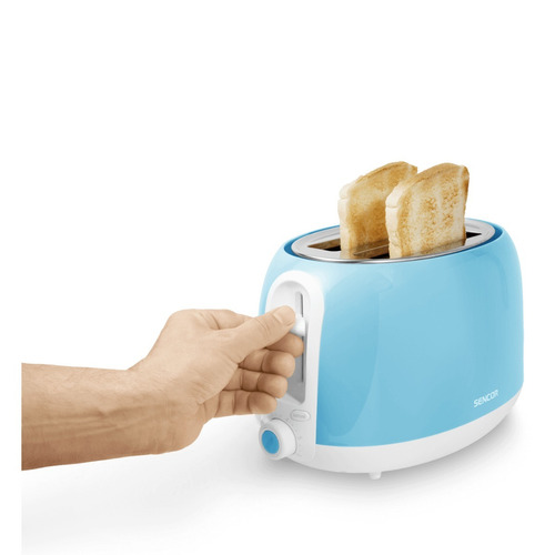 tostadora de pan colección pastels azul sencor sts 32bl