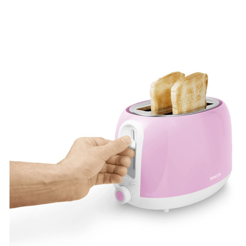 tostadora de pan colección pastels lila sencor sts 38rs