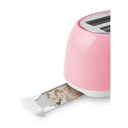 tostadora de pan colección pastels rosa sencor sts 34rd