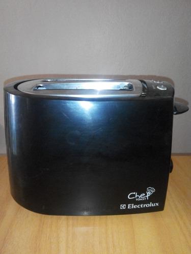 tostadora de pan electrolux