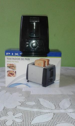 tostadora de pan pixys nuevo