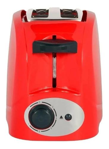 tostadora electrica 750 w 7 niveles paredes frias 220v