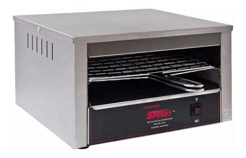 tostadora electrica carlitero electrico speedy grill 2000w s