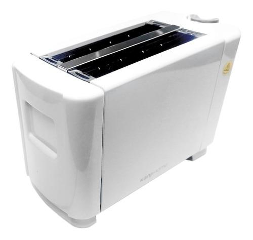 tostadora electrica kj 800 watt 2 bandejas regulador 5 nivel