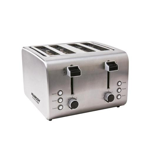 tostadora eléctrica peabody pe-t8520