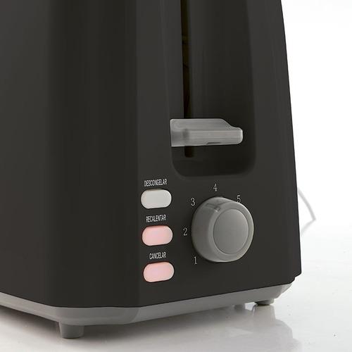 tostadora electrica smart life - 7 niv - 750w - 3 func