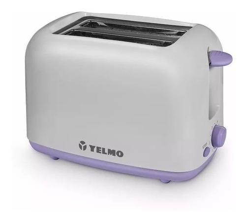 tostadora electrica yelmo to-3006 2 panes 700w