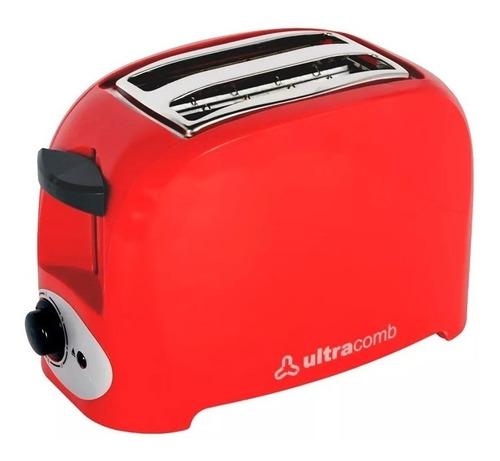 tostadora ultracomb to-4005 - aj hogar