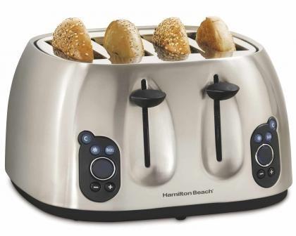 tostadoras 4 panes funciones especiales promocioneslafamilia