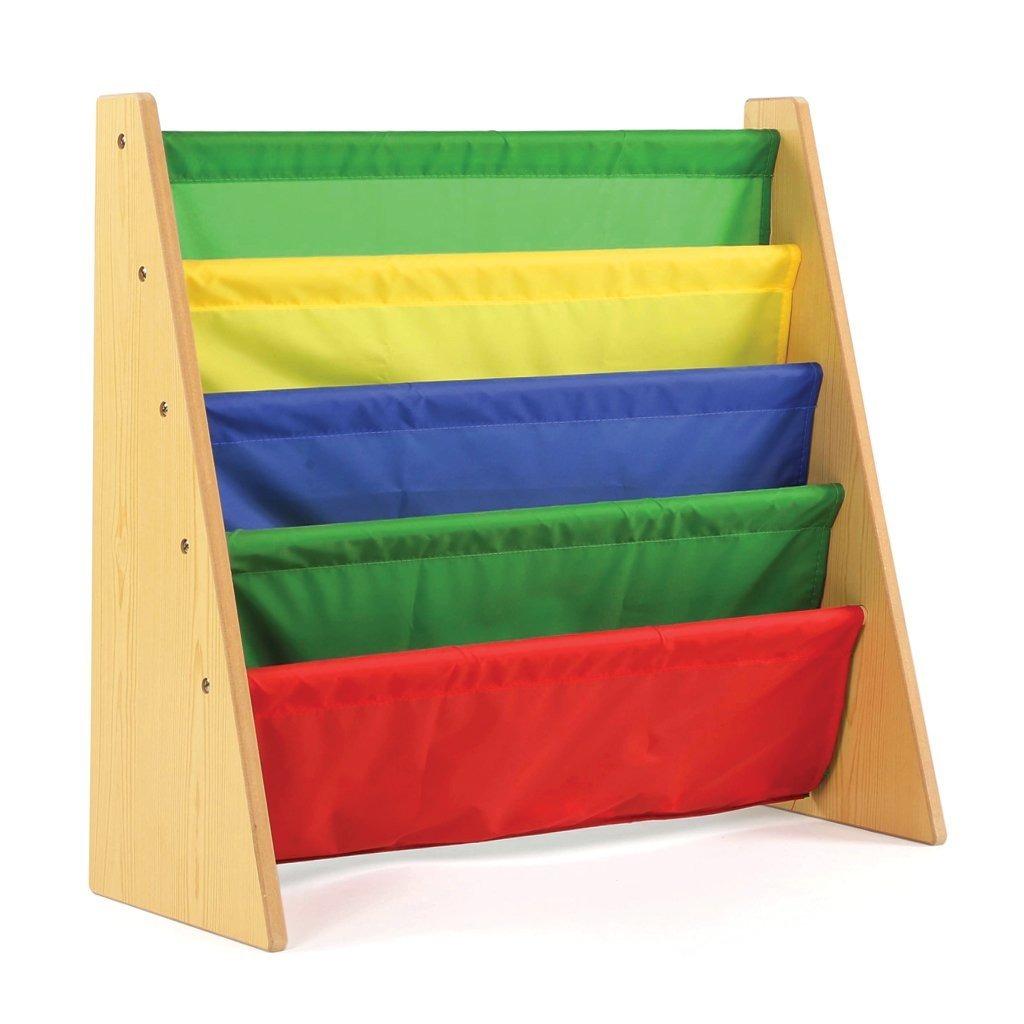 Tot Tutors Estante De Libros De Colores Primarios. - $ 1,599.00 en ...