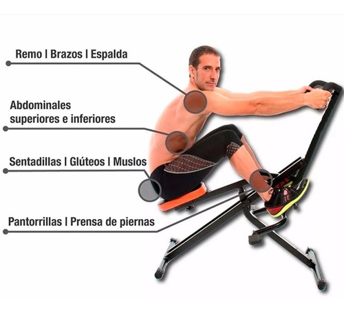 total body crunch fitness gimnasia oferta irresistible