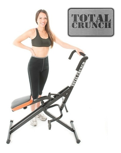 total crunch + fir belt regalo original para bajar de peso