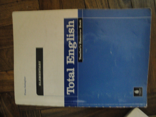 total english -elementary level- de mark foley. st & t books